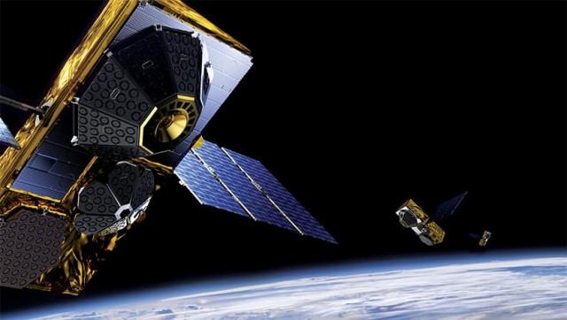 Satelit Globalstar (gambar: Globalstar)