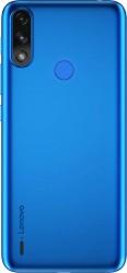 Lenovo K13 dalam Warna Biru (juga tersedia dalam warna Merah)
