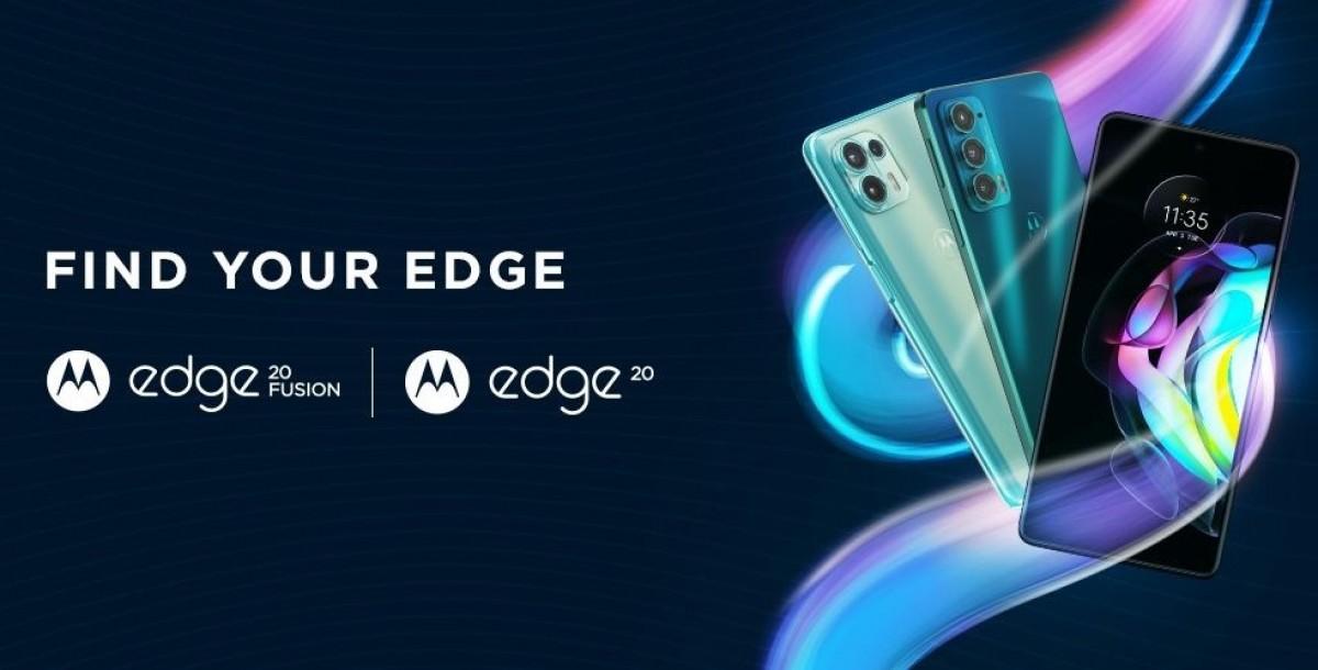 Spesifikasi Motorola Edge 20 Fusion terungkap sebelum peluncuran 17 Agustus