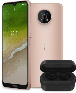 The Nokia G50 will reportedly be bundled with a TWS headset in some markets