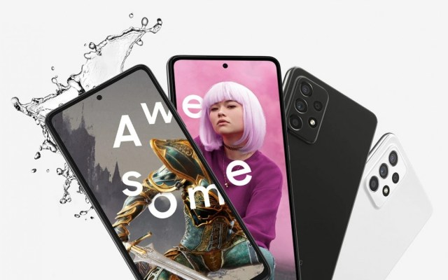 Amazon India lists Galaxy A52s 5G ahead of launch, price confirmed