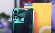 Tecno Spark 8 is launching in India next week