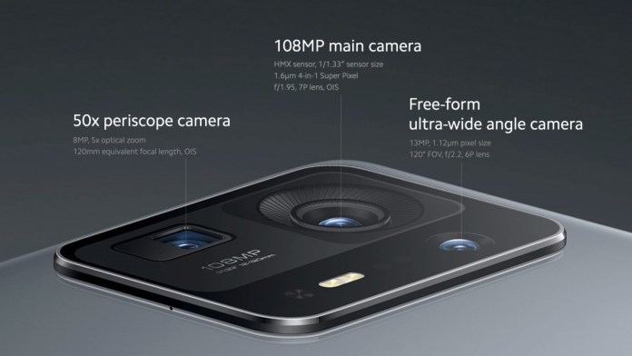 O estoque de pré-venda da Xiaomi Mix 4 já foi comprado e o fornecimento provavelmente permanecerá muito limitado