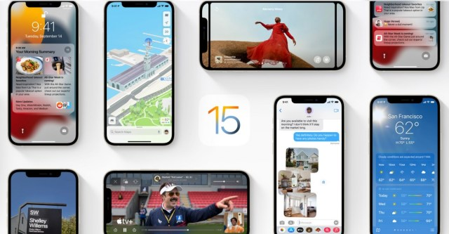 iOS 15 goes live on September 20 along with iPadOS 15 and watchOS 8