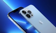 Apple uses three new Sony camera sensors in the iPhone 13 Pro Max