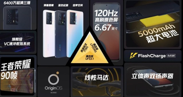 iQOO Z5 announced with Snapdragon 778G, 120Hz display and 5,000 mAh battery
