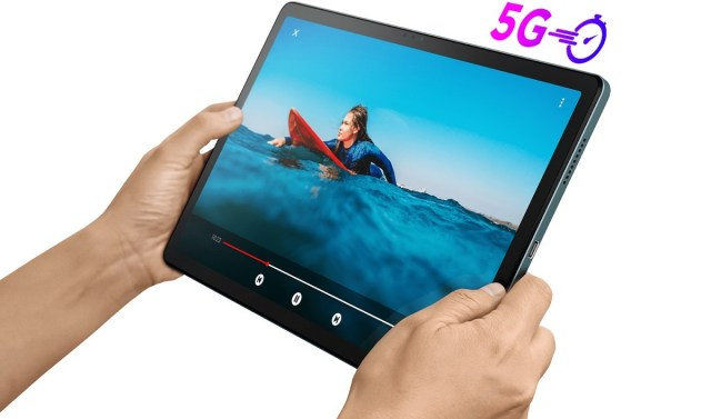 Lenovo unveils its first 5G tablets, P11 5G and Tab P12 Pro, the latter with SD870 and 120Hz AMOLED display
