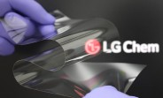 LG introduces new foldable display tech that's hard as glass, has no creases