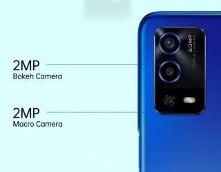 Oppo A55 will sport a triple camera setup