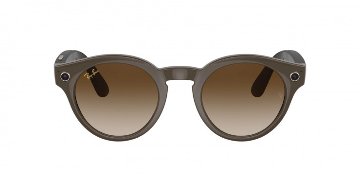Ray-Ban Stories are smart Wayfarers for Facebook