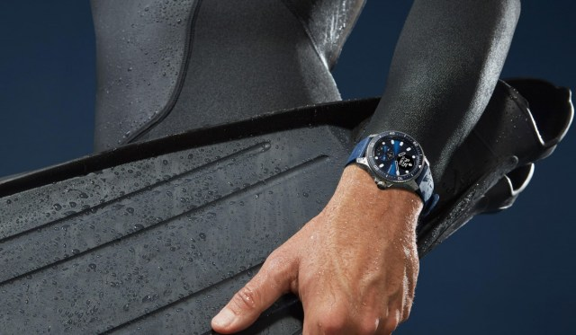 Withings ScanWatch Horizon delivers dive watch looks, usual fitness and health tracking features