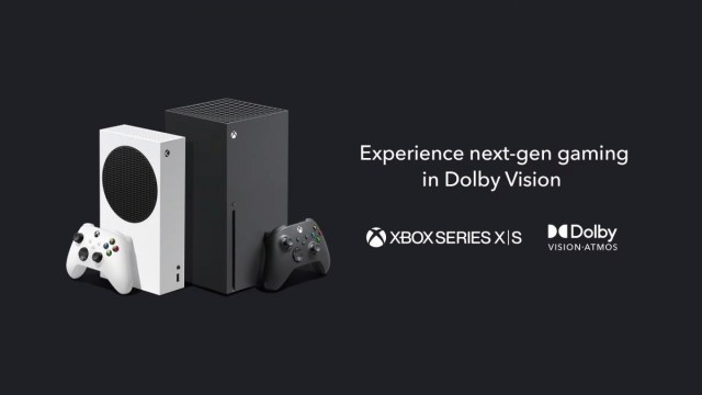 Xbox Series X and Series S get Dolby Vision support for gaming