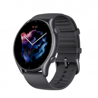 The Amazfit GTR 3 has a longer battery life than the Pro