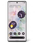 Google Pixel 6 Pro dalam Warna Putih Berawan