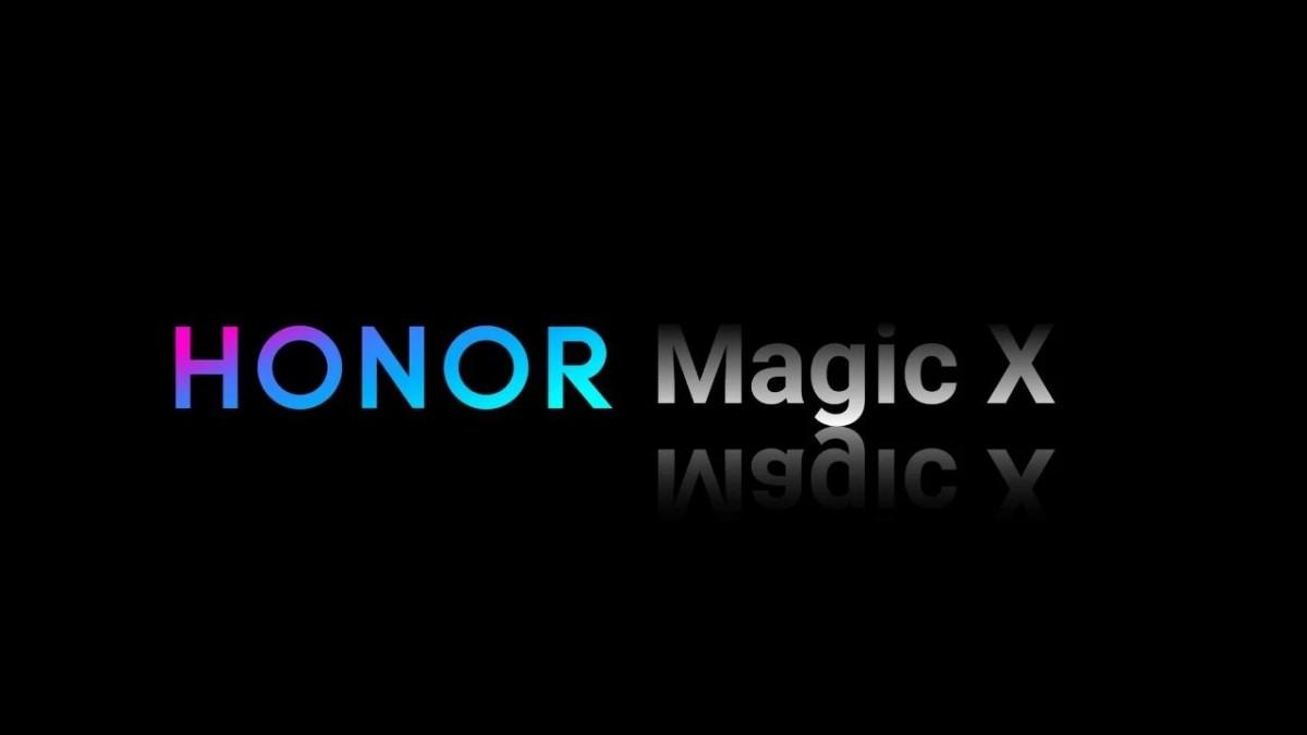 Magic X lipat Honor akan dirilis pada Q4, Huawei menyiapkan lipatan vertikal