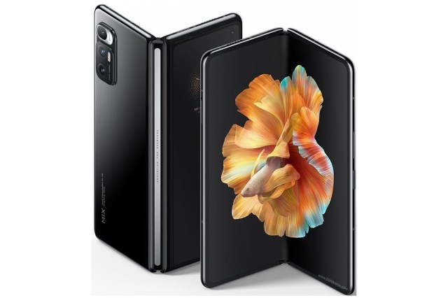 Xiaomi Mi Mix Fold refresh said to be in the works with minor improvements