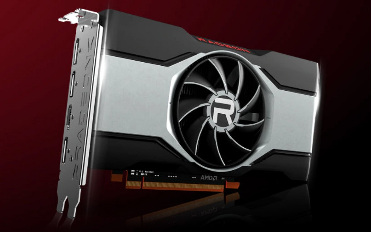 AMD releases Radeon RX 6600 graphics card for 9