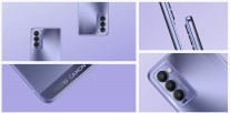 Tecno Camon 18P hadir dalam Iris Purple