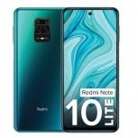 Xiaomi Redmi Note 10 Lite in Blue