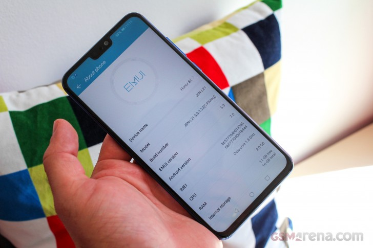 Honor 8x Hands On Review Internals Performance Camera Final