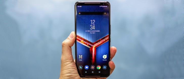 4 - Asus ROG Phone II ZS660KL