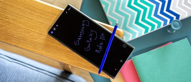 1 - Samsung Galaxy Note10+