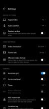 Settings - Huawei P40 Pro review