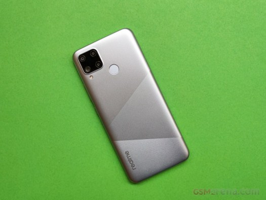 Realme C15 Hands-on review