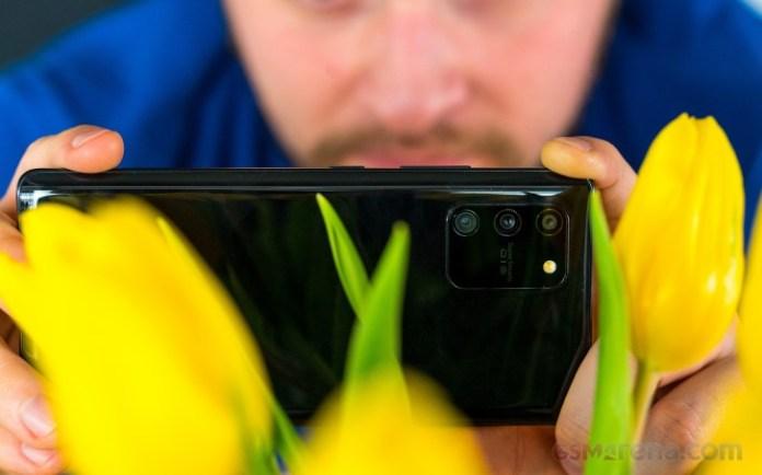 Samsung Galaxy S10 Lite Review Camera