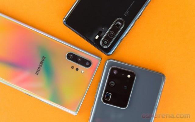 Samsung Galaxy S20 Ultra camera comparison review