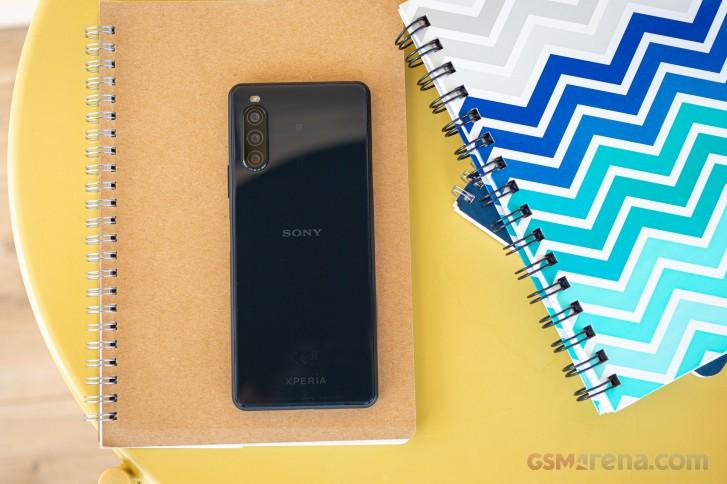 Sony Xperia 10 II Bewertung