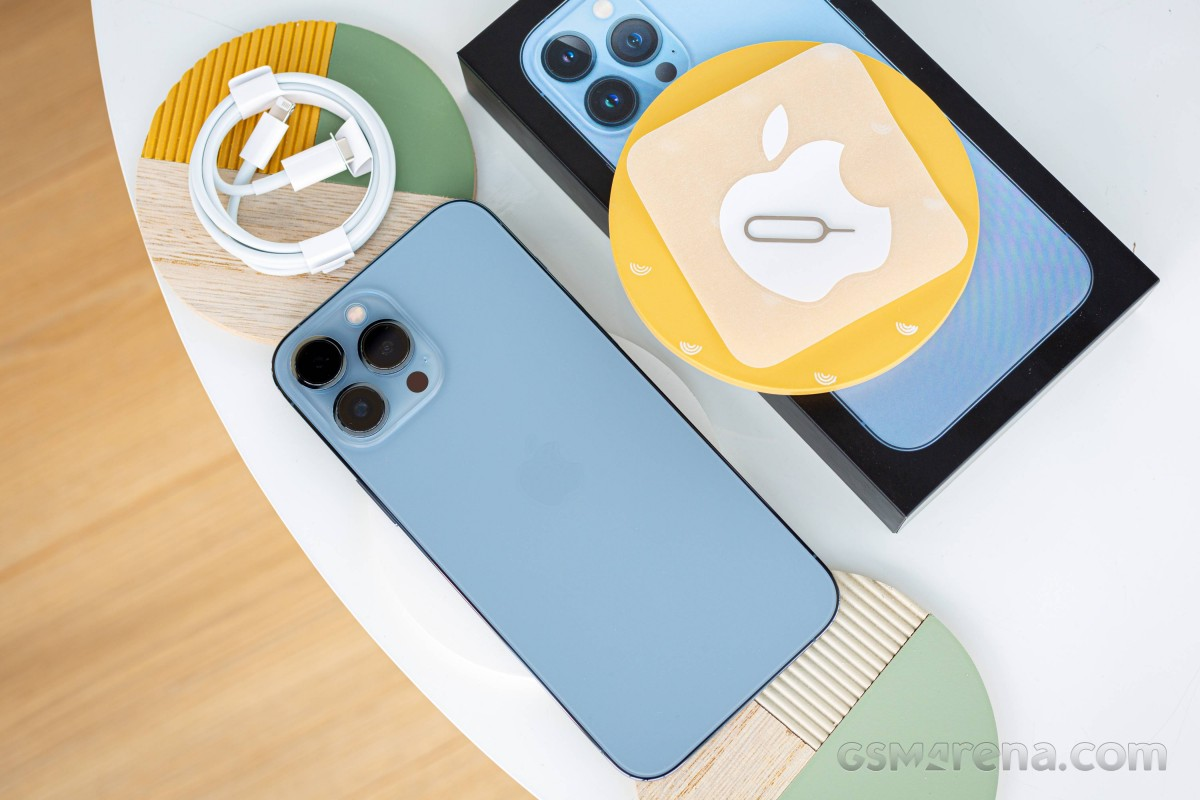 Ulasan Apple iPhone 13 Pro Max