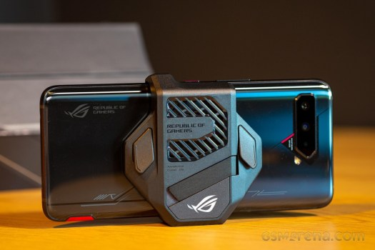Asus ROG Phone 5s Pro review