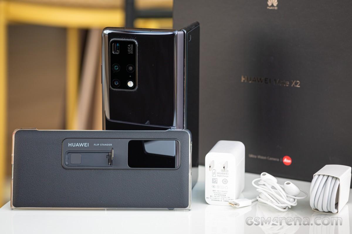 Ulasan Huawei Mate X2