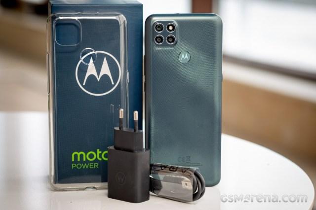 Moto G9 Power evaluation