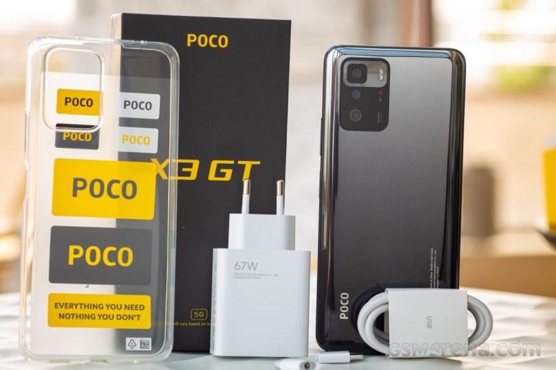 Poco X3 GT review