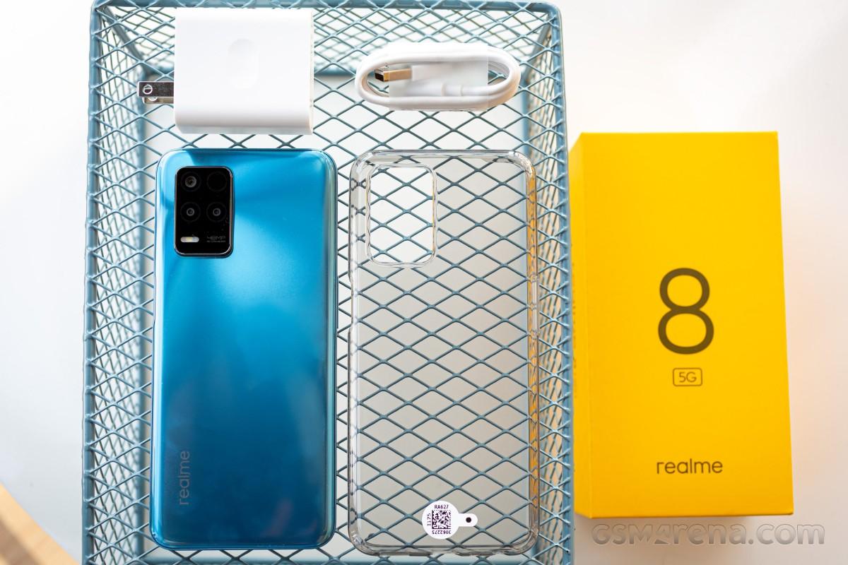 Ulasan Realme 8 5G