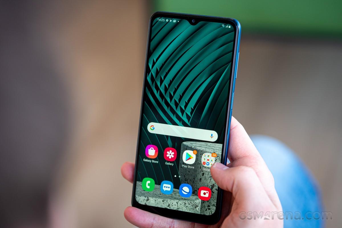 Samsung Galaxy A12 review - GSMArena.com tests