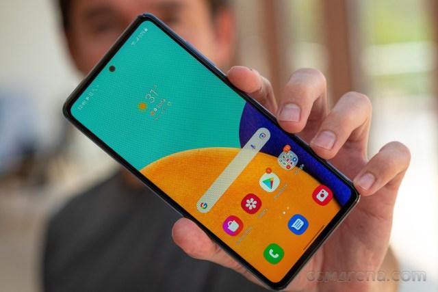 Samsung Galaxy A52 5G review