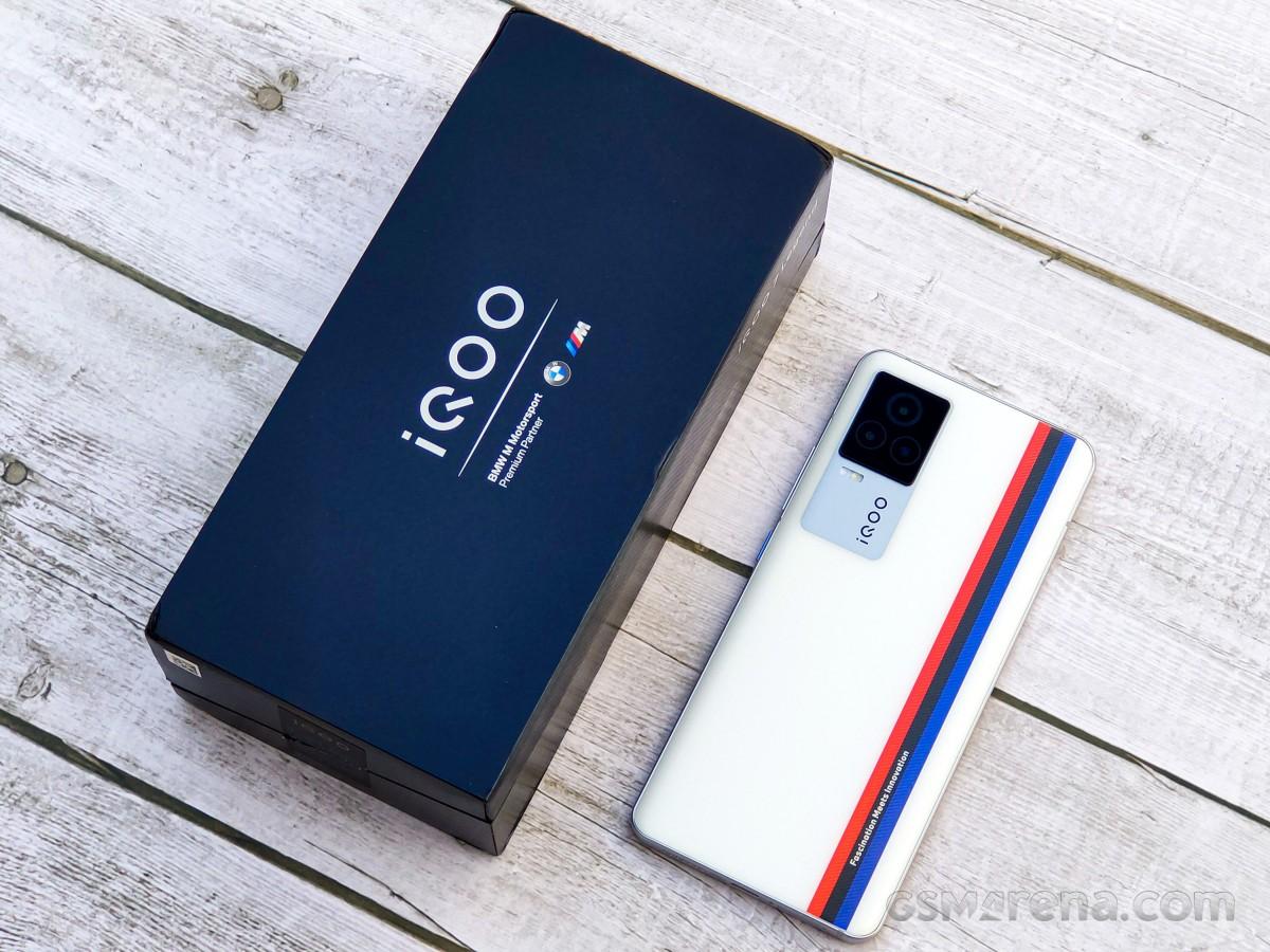 Vivo Iqoo 7 Legend Handson review