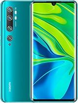 Xiaomi Mi Note 10 Full Phone Specifications
