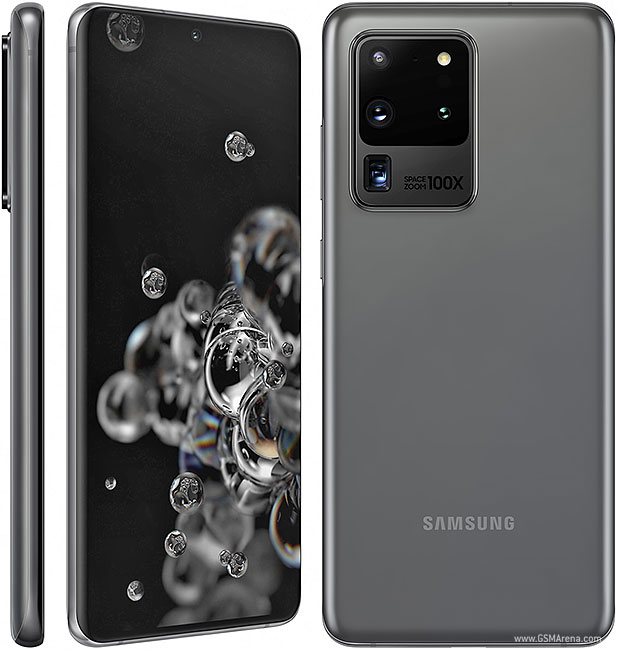 Samsung Galaxy S20 Ultra pictures, official photos