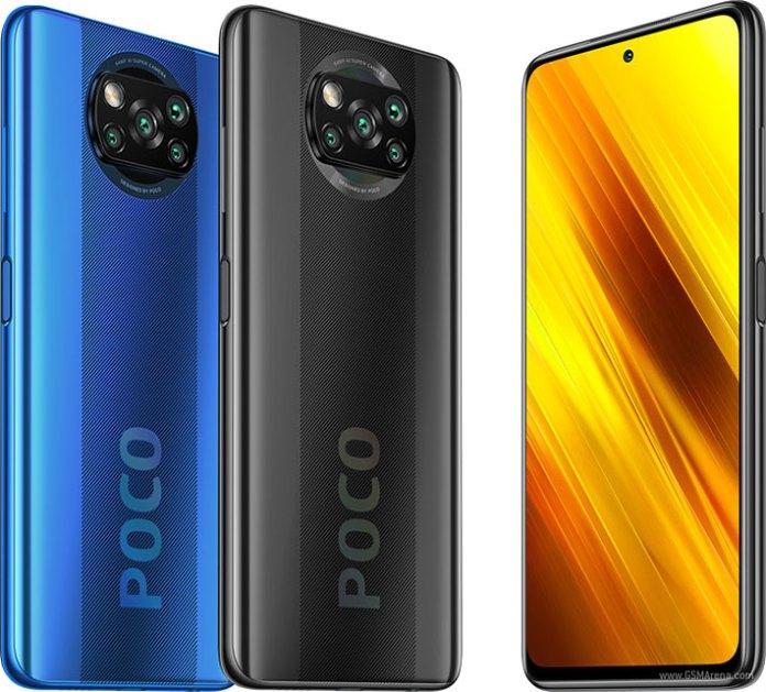 Xiaomi Poco X3 NFC pictures, official photos