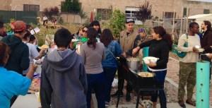 Little Village Environmental Justice Organization (LVEJO) Community Dinner October 2015