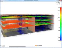 Simulación dinámica de incendios mediante FDS. Visualizador Smokeview