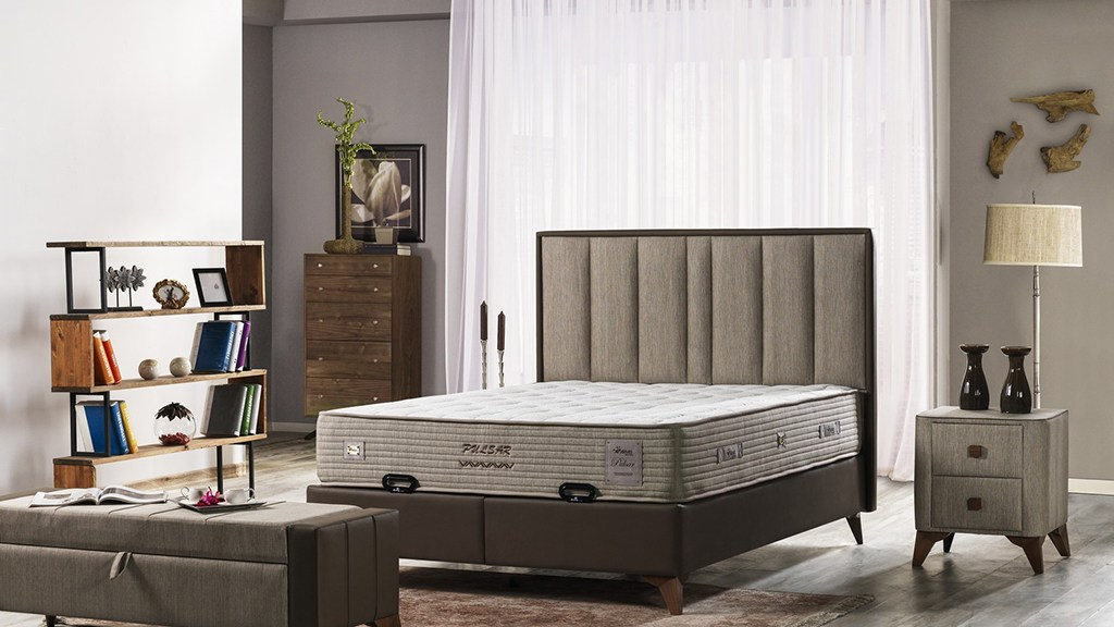 מיטה מרופדת דגם pulsar