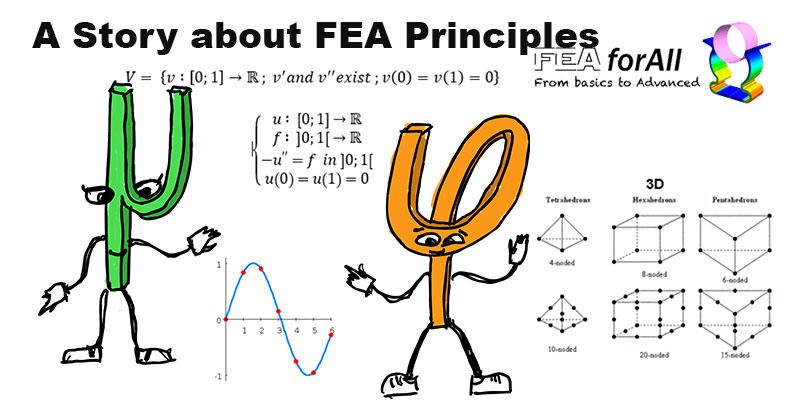 A Story about FEA principles - FEA for All