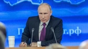 Valdimir Putin. Photo By Demitro- via Pixabay.