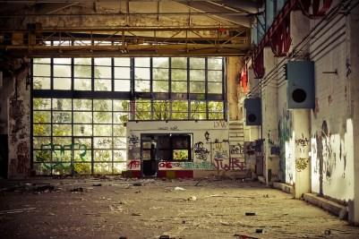 St. Louis. Urban decay. CC0 pxby
