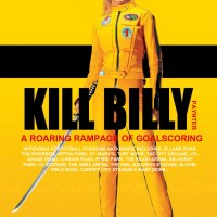 Leeds United Movie Poster Mash-ups: #8 - Kill Billy